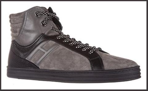 Scarpe uomo sneakers alte hogan