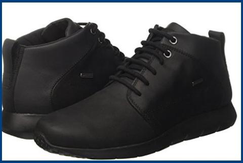 Scarpe Uomo Sneakers Nere