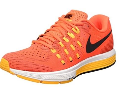 Nike scarpe da running air zoom arancioni