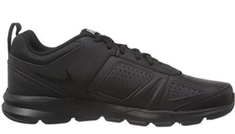 Scarpe sportive per il fitness da uomo nere