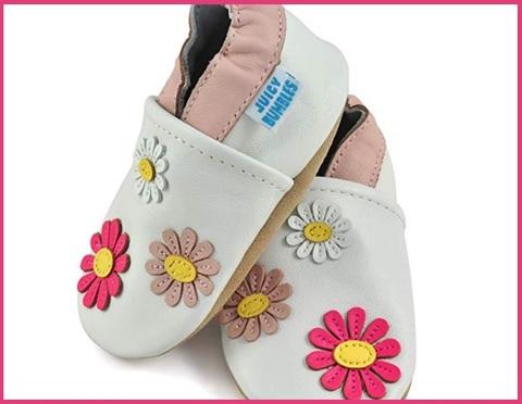 Scarpe primi passi bambina estive