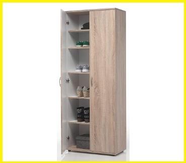 Scarpiera armadio legno