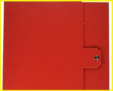 Scatole Archivio Con Bottone