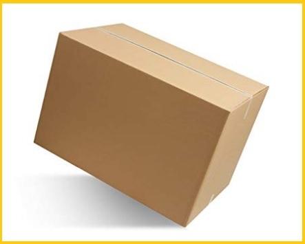 Scatole Imballaggio Cartone