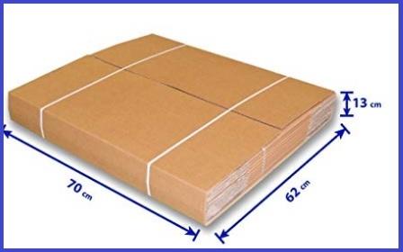 Scatole Imballaggio Cartone Grandi