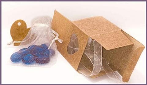 Scatoline confetti cresima