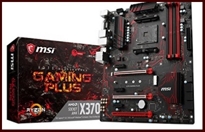 Computer gaming plus scheda madre msi