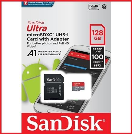Schede memoria smartphone 128gb