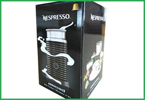 Schiumalatte elettrico nespresso
