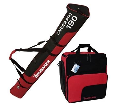 Borsone e borsa per portare sci e attrezzatura varia