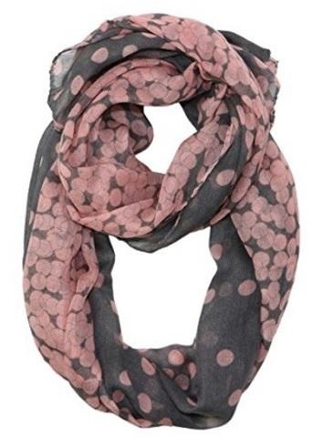 Sciarpa colorata circolare alla moda