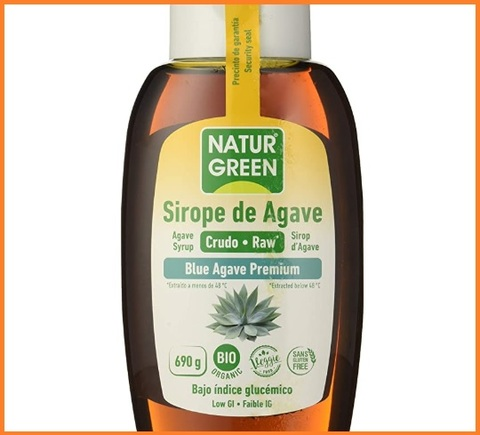 Sciroppo d'agave naturegreen