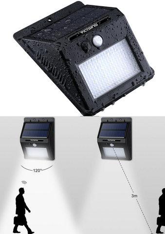 Miglior prezzo lampade da esterno a led ad energia solare