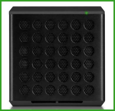 Musica portatile con bluetooth e altoparlante usb cubo