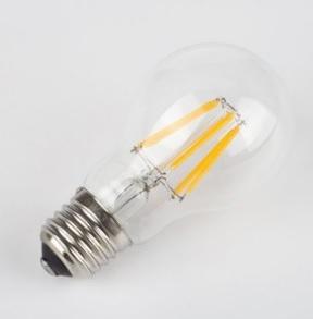 Lampadina a led con fascio di luce a 360°