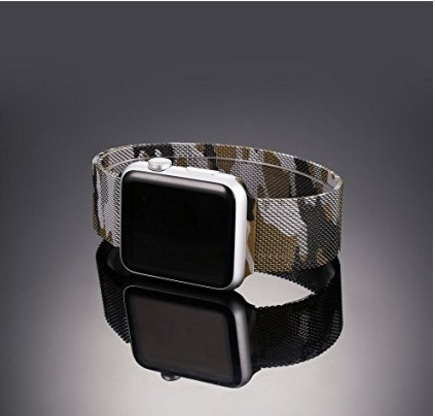 Cinturino interscambiabile per apple watch e tanto altro