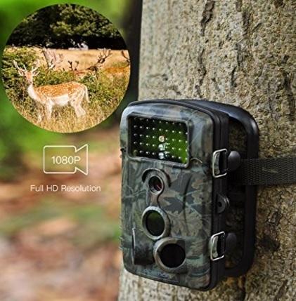 Fotocamera da caccia con visore notturno in offerta