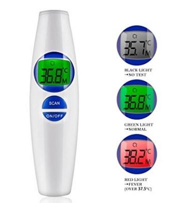 Termometro a infrarossi moderno senza contatto
