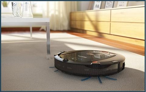 Aspirapolvere Smartpro Active, Con Funzione Turbo