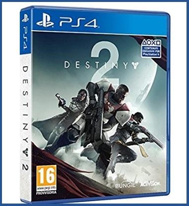 Videogioco in offerta destiny ps4