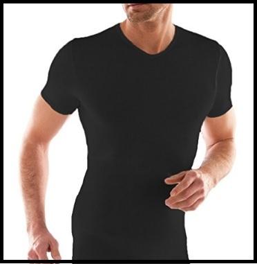 Intimo uomo magliette cotone elasticizzato