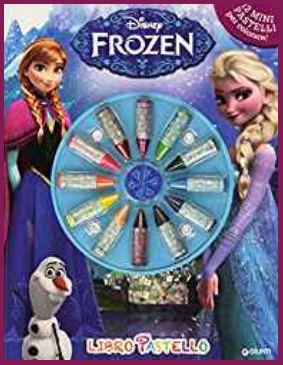 Libri Da Colorare Frozen