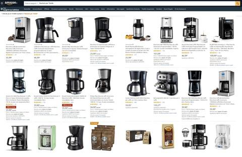 Dove comprare macchina caffè americano online