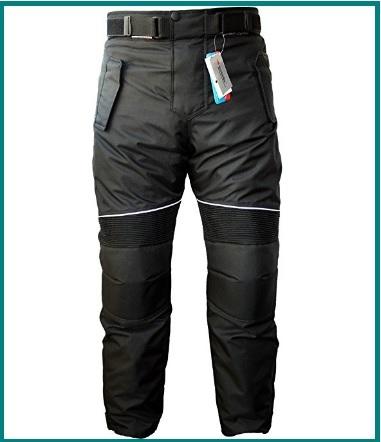 Pantaloni lunghi, per moto da uomo