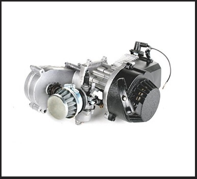 Motore 49 Cc Per Moto Da Cross
