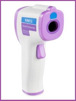 Termometro digitale igienico