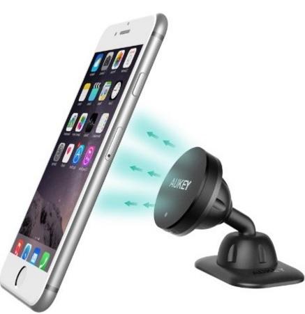 Supporto magnetico universale per smartphone per auto