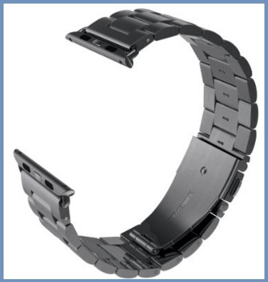 Cinturino in acciaio per apple watch band strap