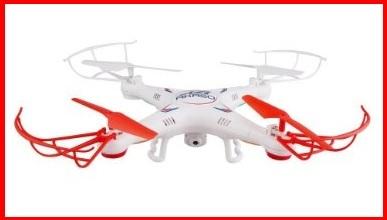 Drone Quadricottero Con Camera E Giroscopio