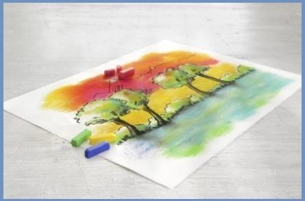 Pastelli colorati faber castell