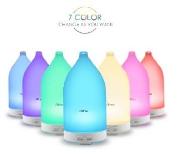 Diffusore di aromi colorato per interni