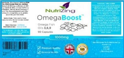 Integratori di omega 3 6 e 9 per sistema immunitario