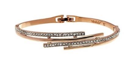 Gioiello bracciale placcato oro francese