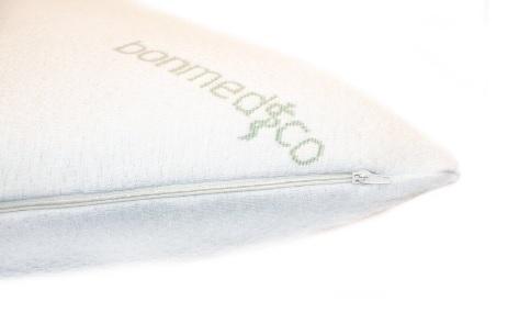 Cuscino ortopedico antibatterico e memory foam