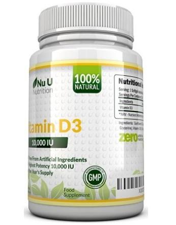 Vitamina d3 per rafforzare ossa e denti