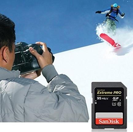 Sandisk extreme 64 gb in super offerta