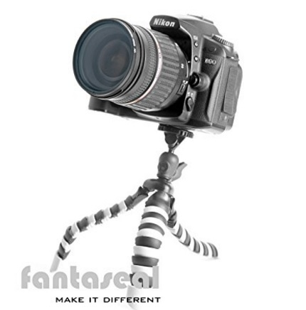 Treppiedi per fotocamere o smartphone portatile e robusto