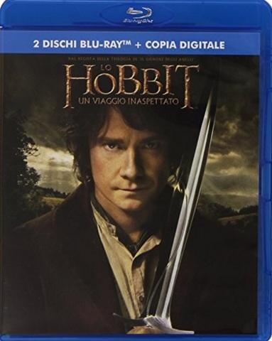 Lo Hobbit Trilogia Cinematografica Pacchetto Completo