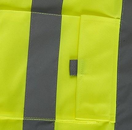 Giubbotto sicurezza per lavoro verde xl
