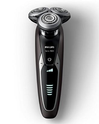 Philips series 9000 rasoio elettrico wet e dry