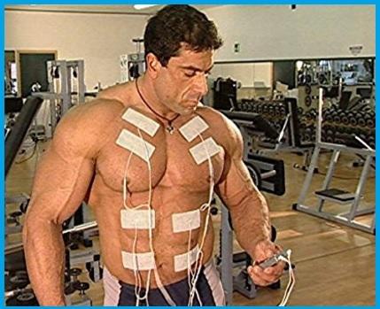 Elettrostimolatore tesmed vari programmi massaggianti
