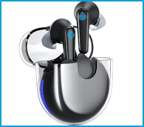 Auricolari Elettronica Microfono Bluetooth