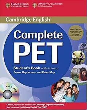 Libro Formazione Complete Pet Studente Libro