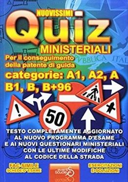 Quiz patente ministeriali per superare l'esame