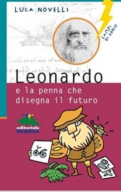 Leonardo E La Penna Libro Per Bimbi