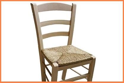 Sedia classica in legno